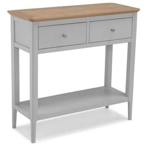 Stanton Grey Console Table